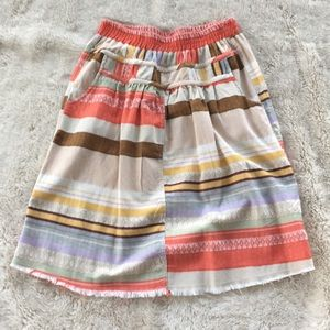 Anthropologie skirt by the Odell's